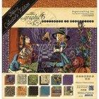 Graphic 45 コレクターズエディション 12インチ -Hallowe'en In Wonderland