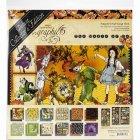Graphic 45 コレクターズエディション 12インチ -Magic Of Oz