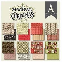 Authentique ペーパーパッド 6インチ 24/Pkg -A Magical Christmas