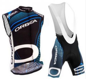 新作 袖なしノースリーブ サイクルジャージ・サイクリングウェア セットウェア(上下セット)