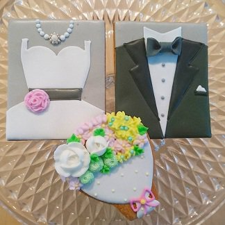 happywedding set