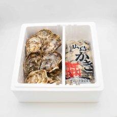 広島牡蠣殻つき(10個)・むきみ(1kg)セット