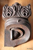1900年台初頭のニューヨーク駅構内で使用されていた装飾品
