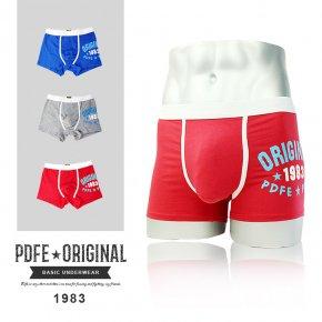PDFE No.1983 カジュアル ミッドライズ ボクサーパンツ メンズ 007