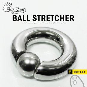 【訳あり】CHILL FACTOR テイク・サムシング ラウンド ドーナツ ボールストレッチャー 141 メタル コックリング ステンレス