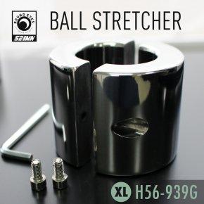 【XLサイズ】521MN ラウンドアイズ ボールストレッチャー ねじ式 159 ステンレス メタル コックリング 睾丸