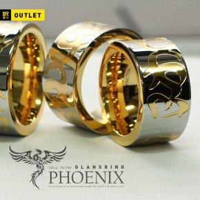 【訳あり】CHILL FACTOR グランスリング PHOENIX フェニックス 181 ペニスリング コックリング ブランド