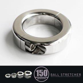 ラウンディッシュ ボールストレッチャー 150g メタル コックリング 079S ステンレス 睾丸