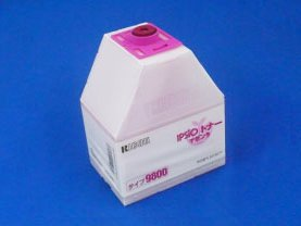 RICOH(リコー) タイプ9800 IPSiOトナー マゼンタ 即納リサイクル品