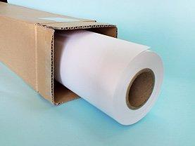 インクジェットロール紙 IJマット120 610×45m×2インチ 1本