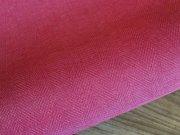 シミリ・キュイール ツイード ルージュローズ<br>約23.5cmx33cm