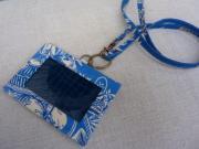 キット・カードホルダー<br>豊穣の籠(かご)<br>ブルー