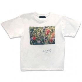 TOKYO CULTUART by BEAMS シャスタフラワーTシャツ