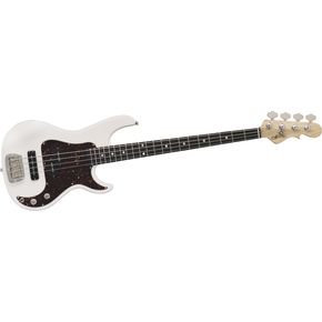 G&L SB-2 Bass Guitar (White)