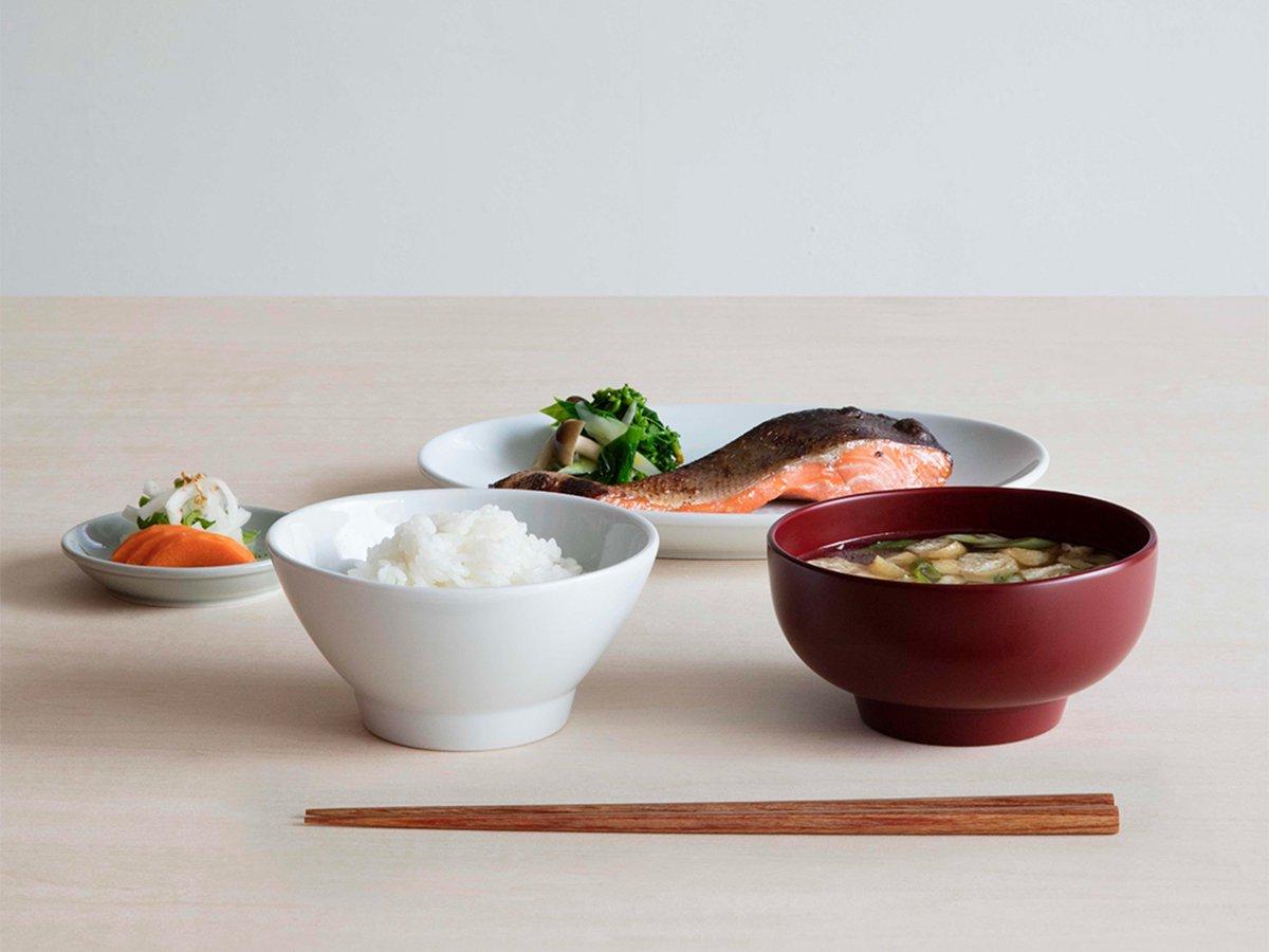 Common(コモン)の飯碗・汁椀・お箸