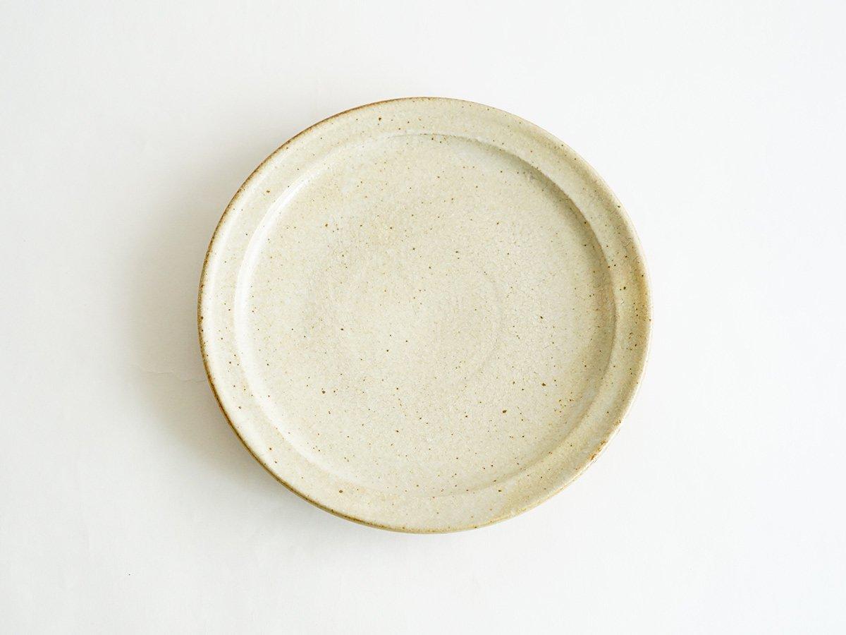 平皿 18cm 粉引 1,944円