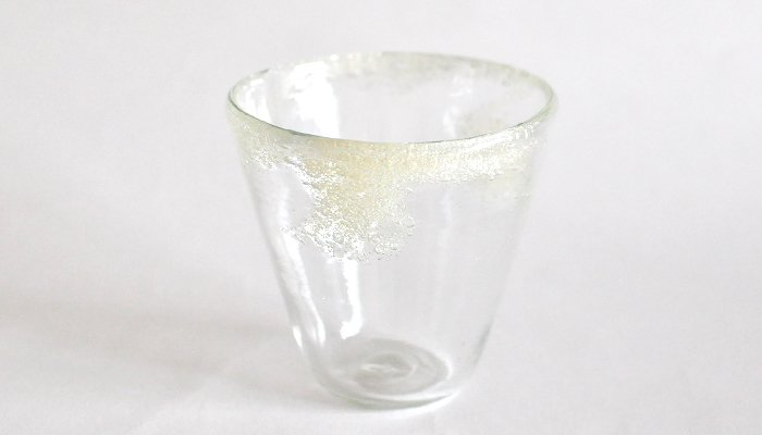 米ぬか泡 ビアグラス