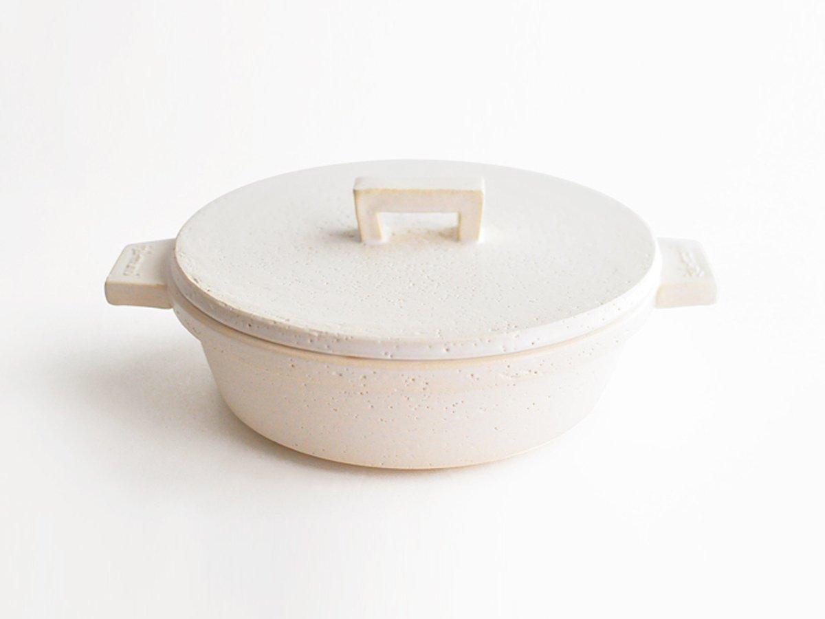 ビストロ土鍋 シロ(2〜3人用)