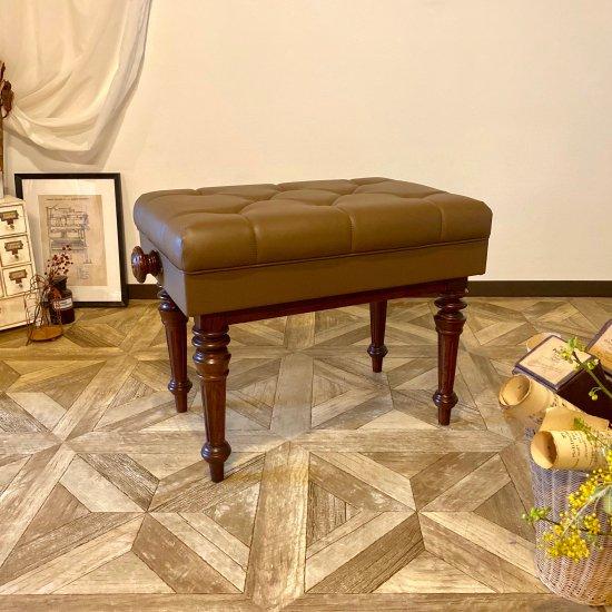 【ピアノ高低椅子】PLEYEL PIANO STOOL