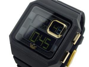 アディダス ADIDAS コルティーバ 腕時計 ADH2772 ブラック×ゴールド