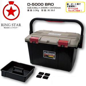 リングスター ドカット D-5000 BR 限定品