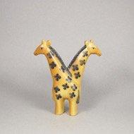 Gustavsberg Lisa Larson  Noaks Ark Giraffes / グスタフスベリ リサ・ラーソン ノアの箱舟 キリン