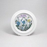 Arabia Flora Plate / アラビア フローラ 17.5cm プレート