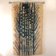 FInland Ryijy / フィンランド リュイユ織り マット 針葉樹