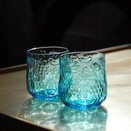 Nuutajarvi Oiva Toikka Frutta  / ヌータヤルヴィ オイヴァ・トイッカ フルッタ タンブラー(ブルー)