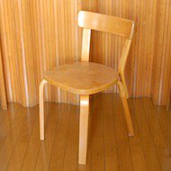 Alvar Aalto artek Chair  No.69 / 1940年代 アルヴァ・アアルト アルテックチェア No.69 ナチュラル(B)