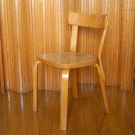 Alvar Aalto artek Chair  No.69 / 1940年代 アルヴァ・アアルト アルテックチェア No.69 ナチュラル(A)