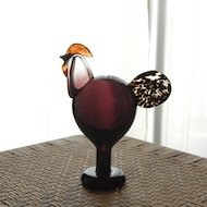 iittala Oiva Toikka Annual bird Kukko Rooster / イッタラ オイヴァ・トイッカ バード クッコ・ルースター (B)