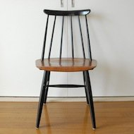 Ilmari Tapiovaara  fanett chair asko  /  イルマリ・タピオヴァアラ   ファネットチェア アスコ社製 (D)
