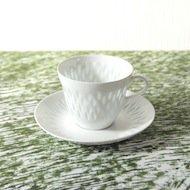 Arabia Rice Porcelain coffee cup and saucer / アラビア ライス カップ&ソーサー