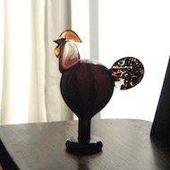 iittala Oiva Toikka Annual bird Kukko Rooster / イッタラ オイヴァ・トイッカ バード クッコ・ルースター