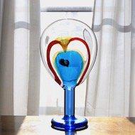 Oiva Toikka  lollipop / オイヴァ・トイッカ ロリポップ 2004年  200個限定