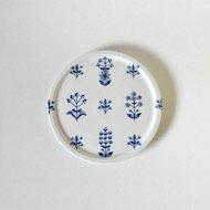 Arabia tapestry wall plate  / アラビア タペストリー 飾り皿