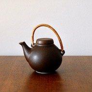 Arabia Ulla Procope GA-1 Pot / アラビア ウラ・プロコッペ ティーポット(茶・小)