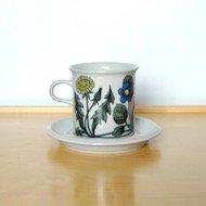 Arabia Flora morning cup / アラビア フローラ モーニングカップ&ソーサー