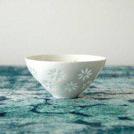 Arabia Rice Porcelain  / アラビア ライス ミディアムサイズボウル(A)