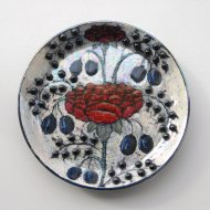 Arabia Birger Kaipiainen art plate /アラビア ビルゲル・カイピアイネン アート皿
