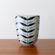 Arabia Kaj Franck ceramic vase  / アラビア カイ・フランク フラワーベース