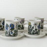 Arabia Flora coffee cup / アラビア フローラ コーヒーカップ&ソーサー
