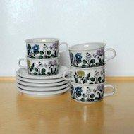 Arabia Flora tea cup / アラビア フローラ ティーカップ&ソーサー