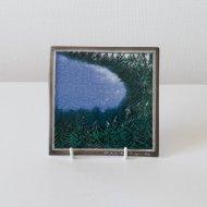 Arabia  Helja Liukko-Sundstrom / アラビア  ヘルヤ・リウッコ・スンドストロム 1986年 陶板