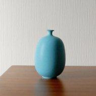 Rorstrand Inger Persson Balloon / ロールストランド  インゲル・ペーション バルーン花瓶(水色)