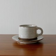 Signe Persson Melin Cup & Saucer / シグネ・ペーション・メリン カップ&ソーサー(E)