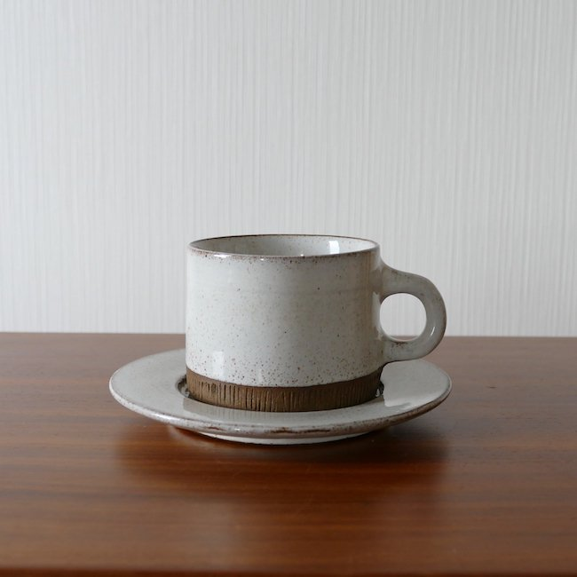 Signe Persson Melin Cup & Saucer / シグネ・ペーション・メリン カップ&ソーサー(B)