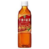 キリン 午後の紅茶 ストレートティー 500ml×24本 【送料無料】