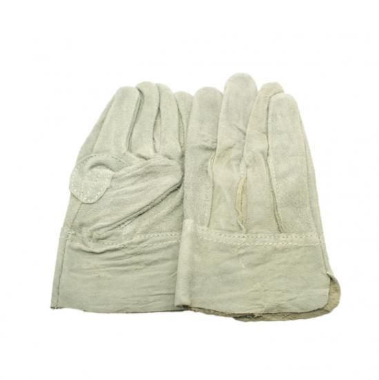 <レターパック対応>牛床皮手袋 フリーサイズ